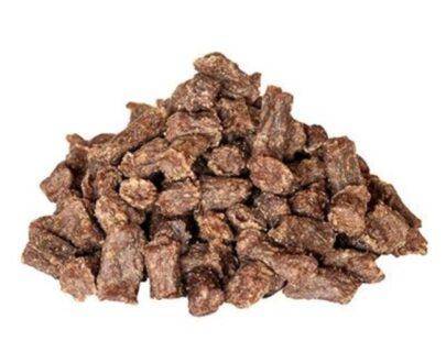 Premietti per cani con carne di cervo, patata e mela