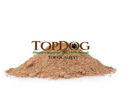 Farina di ossa per cani
