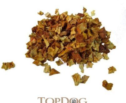 Zucca essiccata per dieta BARF 125gr