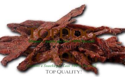 Carne di Cervo secca per cani