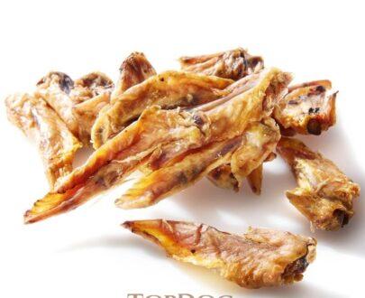 Punte di ali di pollo per cani